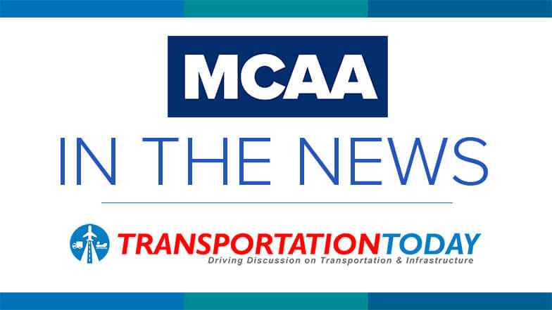 MCAA Among Supporters of Bill Strengthening Financial Security for Infrastructure Projects