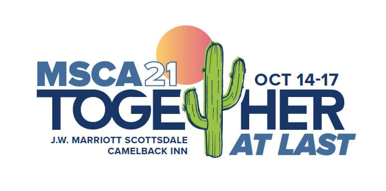 MSCA21: Bringing TOGETHER the Best October 14 – October 17, 2021