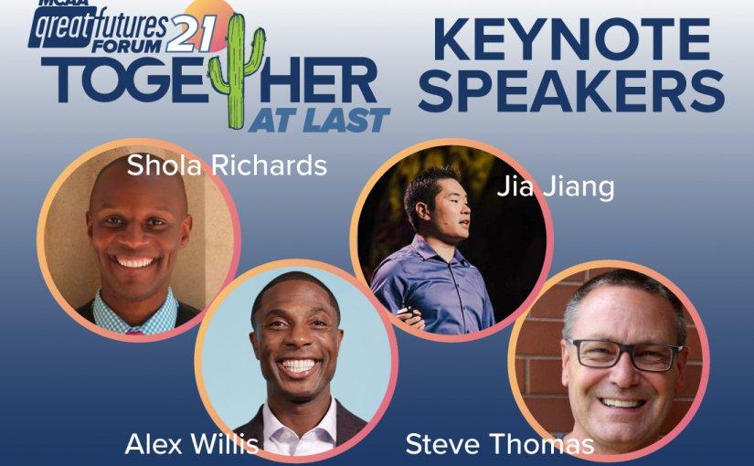 GreatFutures Forum 2021 Announces Keynote Speakers