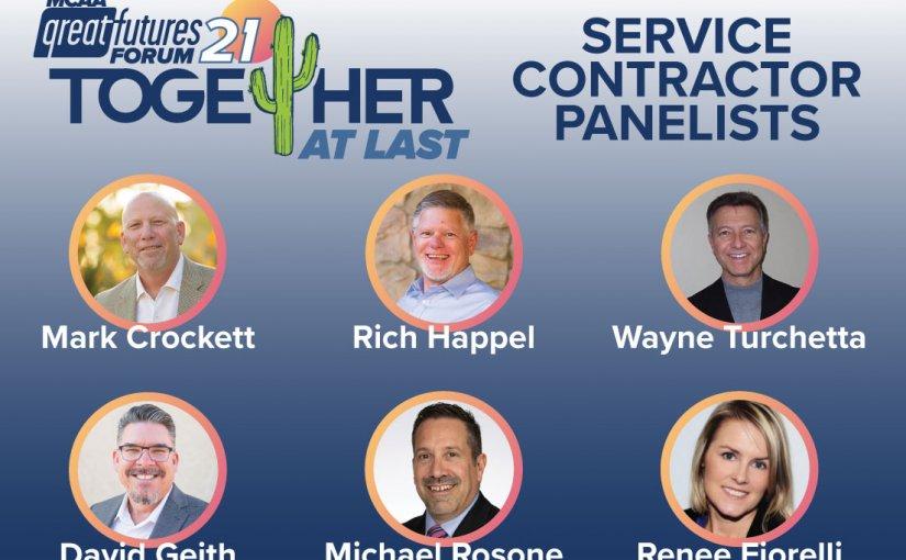 GreatFutures Forum 2021 Announces Our Service Contractor Panelists