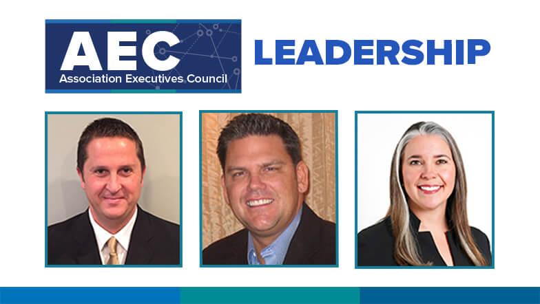 AEC Welcomes New Leadership Team