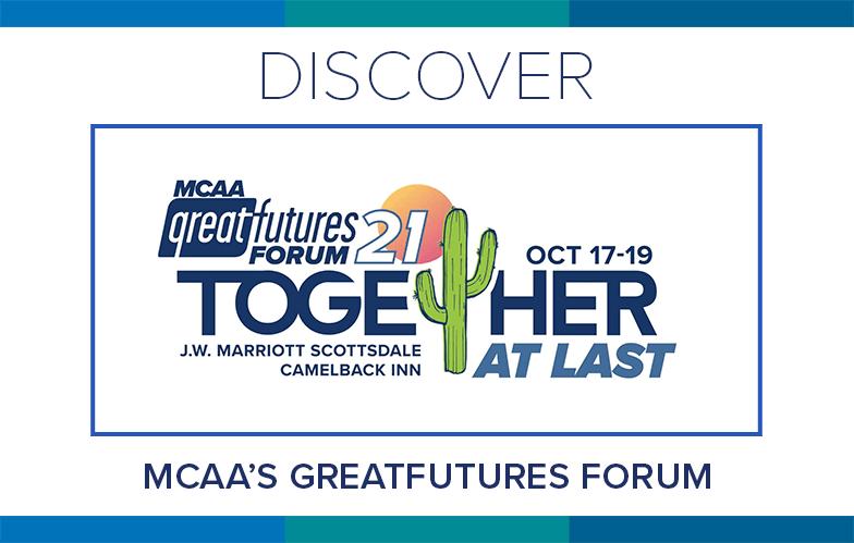 Resource Highlight: MCAA's GreatFutures Forum